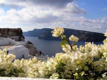 Погода Греции в мае: температура воды и воздуха, осадки
