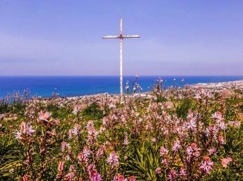 Весенний наряд Крита. Холм Копса в Анополи