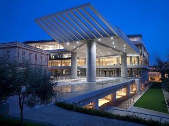 Музей Акропрля в Афинах