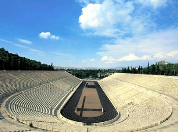 Панафинейский стадион в Афинах