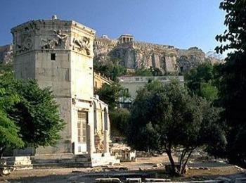 Башня ветров в Афинах