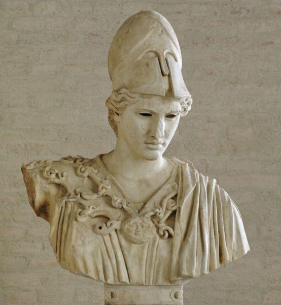 афина богиня фото