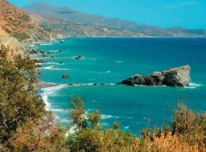 Погода на Крите по месяцам