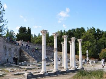 Храмовый комплекс Асклепион, Кос, Греция