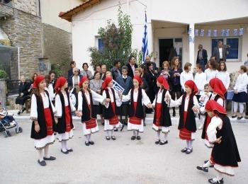 Детский осенний фестиваль в Халкидиках, Греция