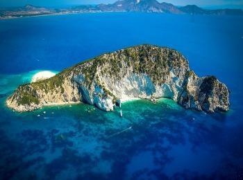 Марафониси - черепаший остров, Закинф, Греция