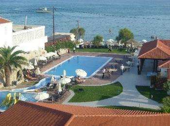 Гелакси Отель, Закинф, Греция