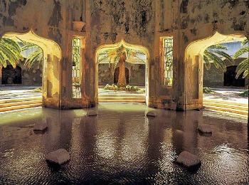 Термальные источники Калифеи на Родосе, Греция