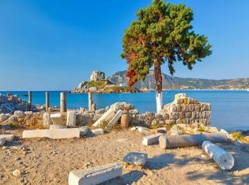 Кефалос, остров Кос, Греция