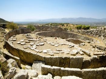 Древние Микены, Греция