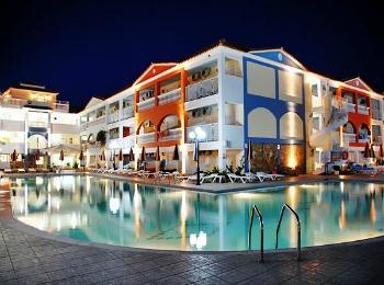 Планос Отель, Закинф, Греция