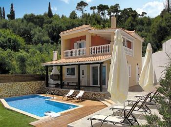 Azure Villas Отель, Закинф, Греция