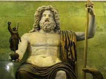Статуя Зевса (копия)