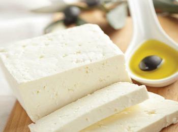 Сыр Фета, Греция