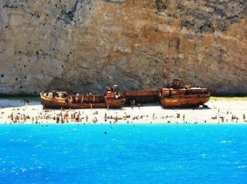 Остров Закинфос (Закинтос), Греция