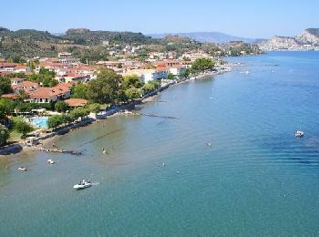 Курорт Аргасси, остров Закинф, Греция
