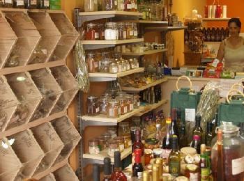Магазины острова Закинф
