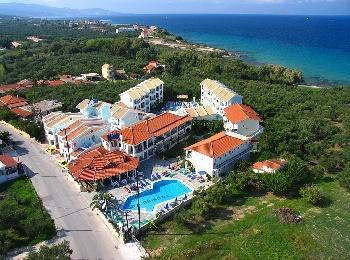 Курорт Циливи, Закинф, Греция