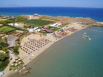 Курорт Василикос, остров Закинф