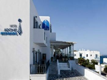 Отель Адонис, Миконос, Греция