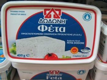 Греческий сыр Фета (Додони)