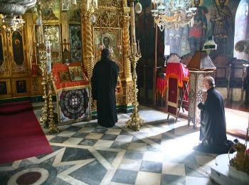 Монастырь Великомученика Пантелеимона, Афон