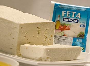 Греческий сыр Фета (Мевгал)