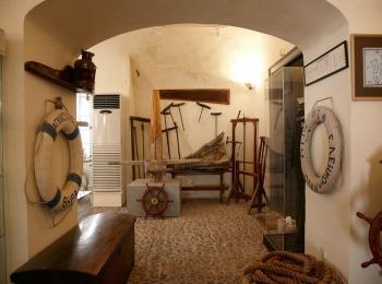 Музей Морского флота, Санторини, Греция