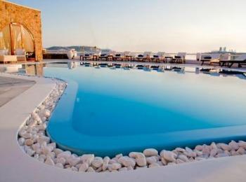 Hotel Kouros, Миконос, Греция