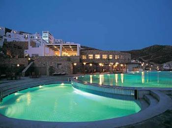 Роял Отель Миконос, Греция