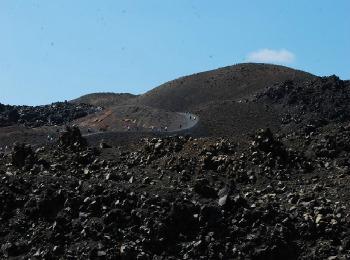 Вулкан Неа Камини, Санторини