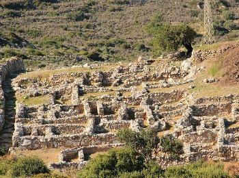 Древний город Гурния, Крит, Греция