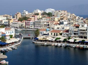 Город Агиос Николаос, Крит