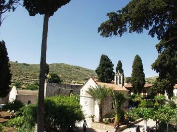 Монастырь Арети, Крит