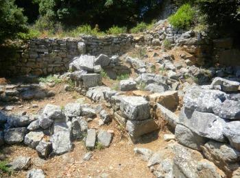 Раскопки античного города Дрироса, Элунда, Крит