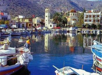 Элунда, Крит, Греция