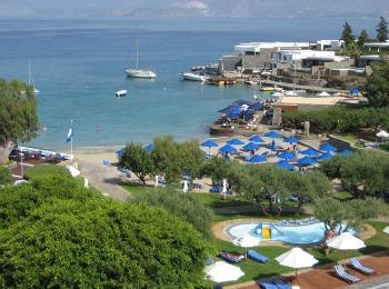 Курорт Элунда, Крит, Греция