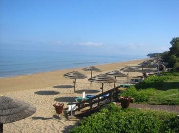 Пляж Киллини, Пелопоннес, Греция
