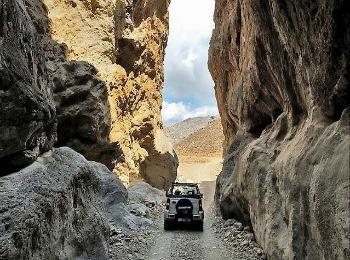 Горные дороги Крита