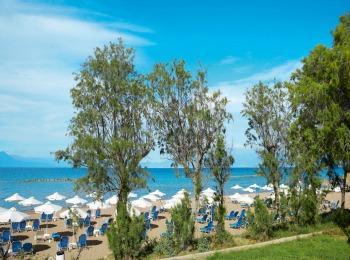 Пляж Лакопетра, Пелопоннес, Греция