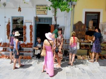 Магазины Элунды, Крит