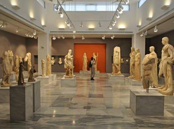 Музей Ираклиона, Крит, Греция