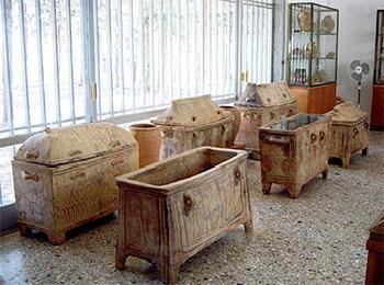 Археологический музей, Агос Николаос, Крит