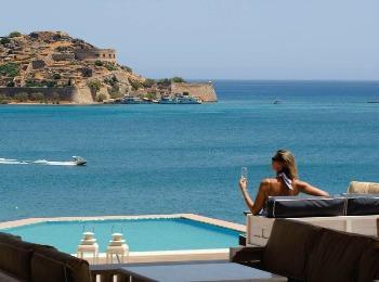 Отели Элунды, Крит