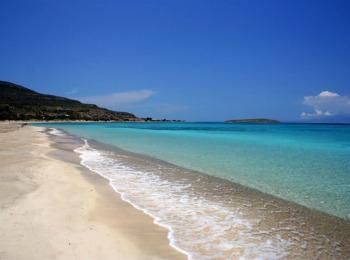 Пляж Самос Бич, Пелопоннес, Греция