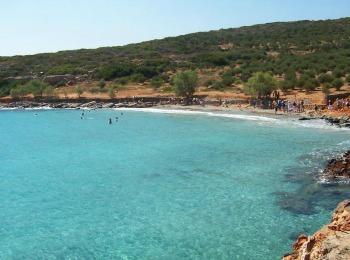 Пляжи курорта Элунда, Крит, Греция