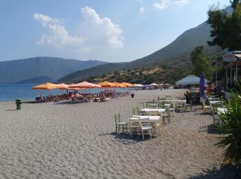 Пляж Плака, Пелопоннес, Греция