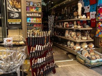 Сувенирный магазин, Греция