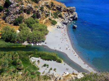 Пляж Превели, Ретимно, Крит