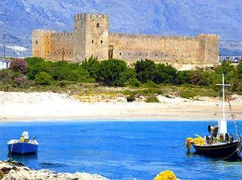 Крепость Франгокастелло, Ретимно, Крит